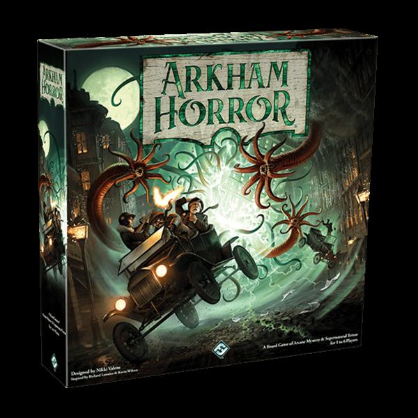 Arkham Horror (3rd edition) 0