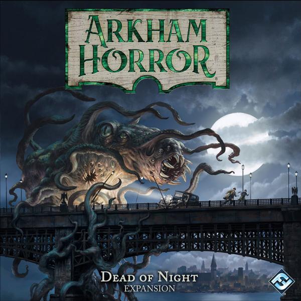 Arkham Horror (3rd edition): Dead of Night [0]