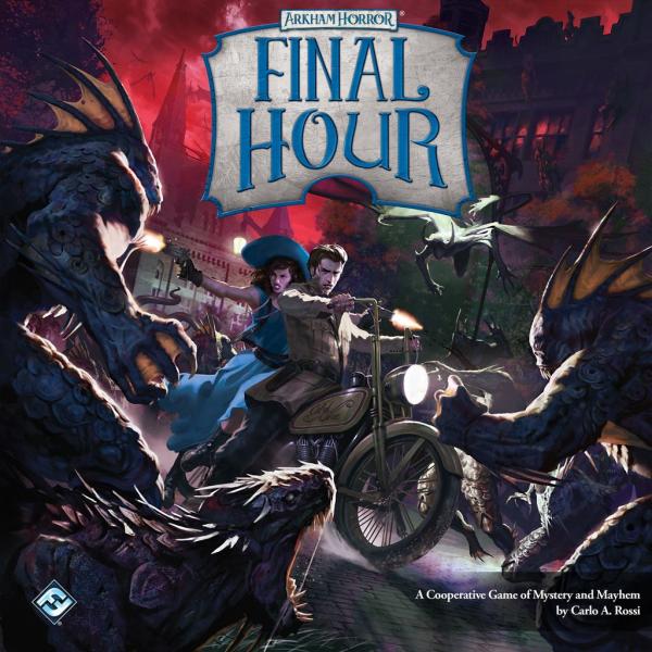 Arkham Horror: Final Hour 0