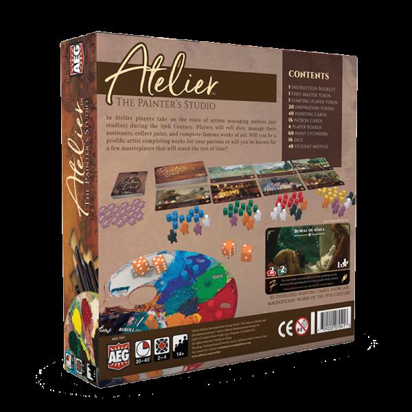 Atelier: The Painter's Studio [1]