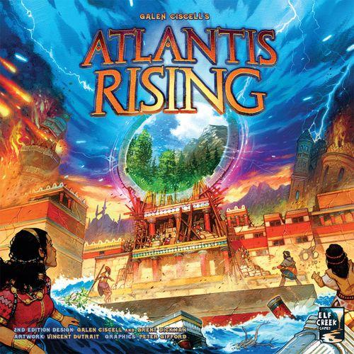 Atlantis Rising (2nd Edition) 0