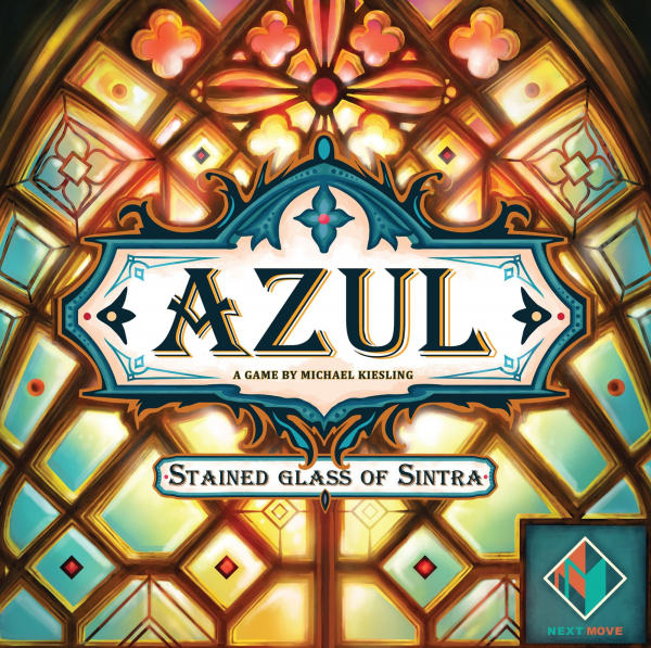 Azul: Stained Glass of Sintra (English Edition) 0