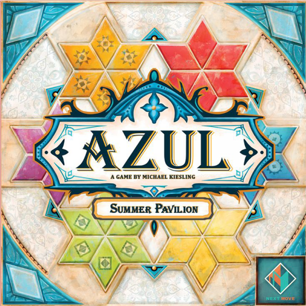 Azul: Summer Pavilion (English Edition) [0]