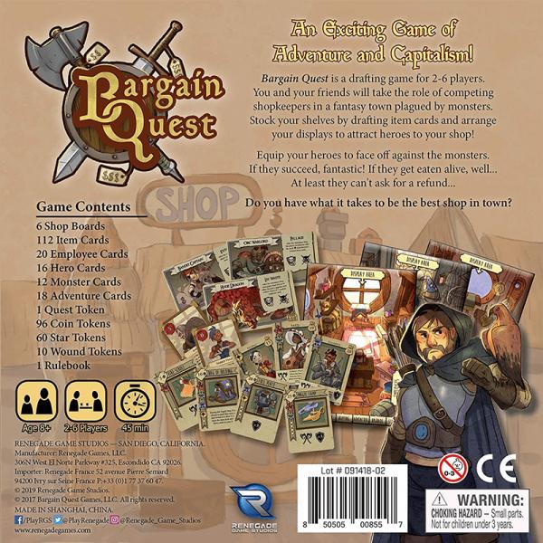 Bargain Quest 1