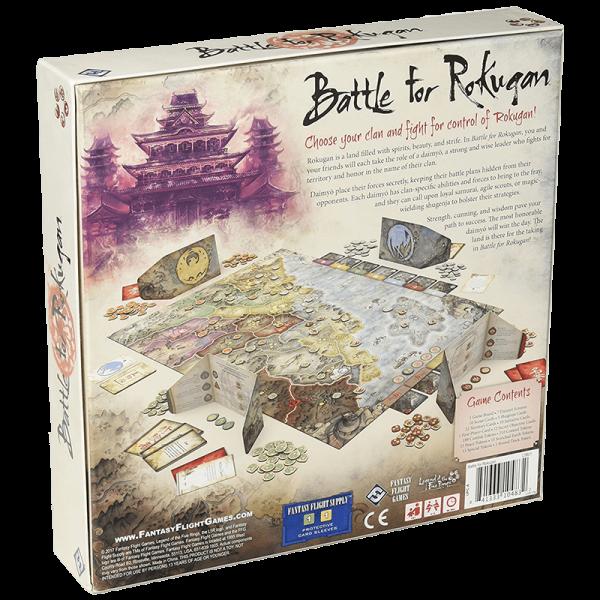 Battle for Rokugan [1]