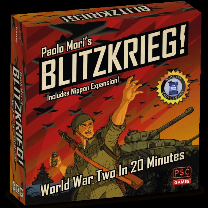 Blitzkrieg! + Nippon Expansion [0]