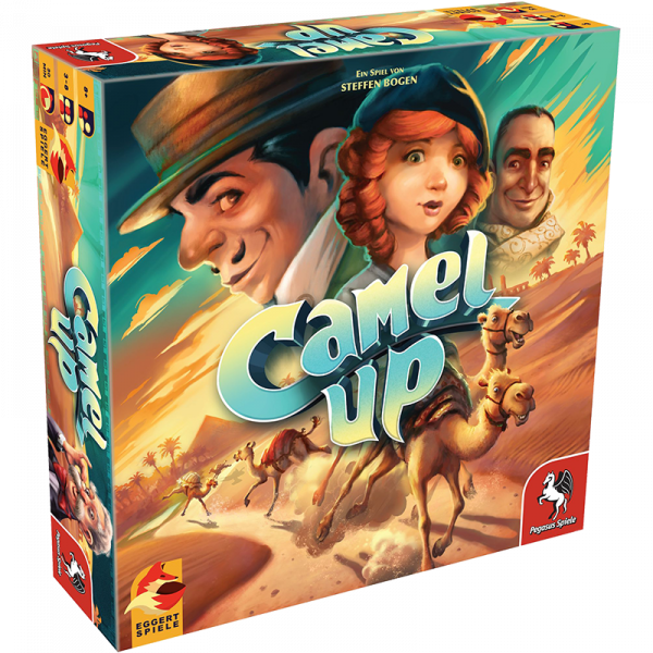 Camel Up (2nd edition) 0