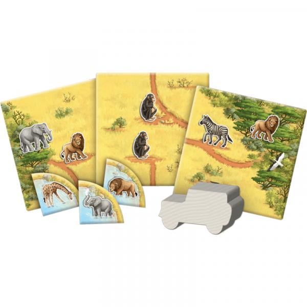 Carcassonne Safari [1]