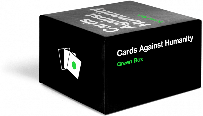 Cards Against Humanity - Green Box 1