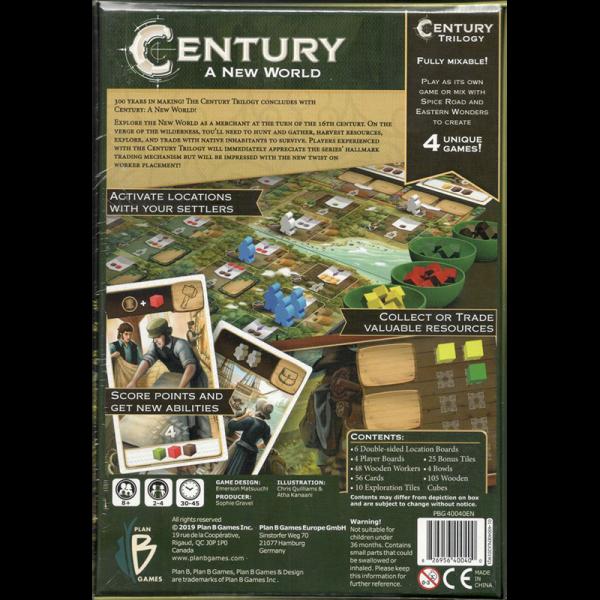 Century: A New World (English Edition) 1