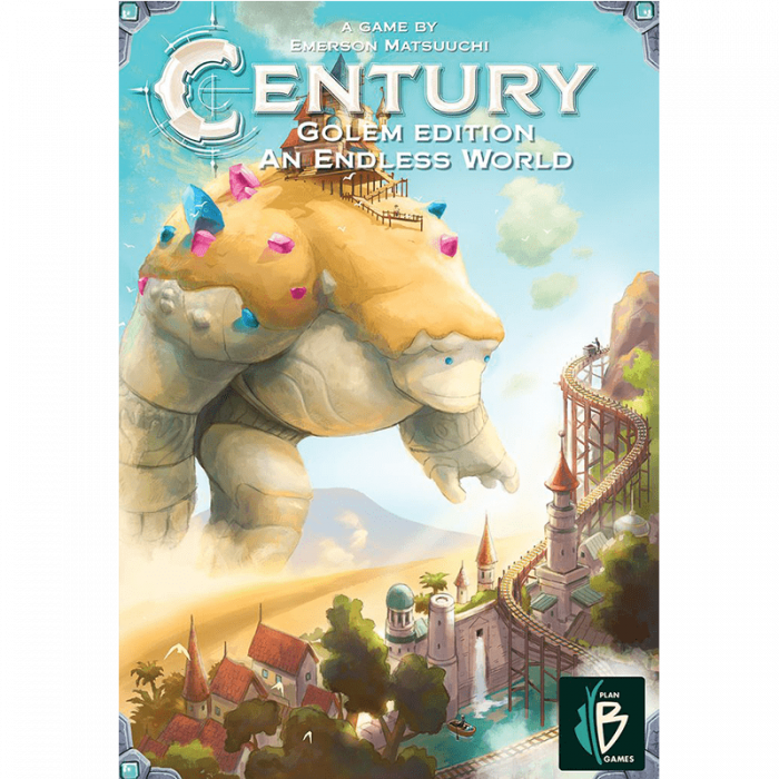 Century: Golem Edition - An Endless World [0]