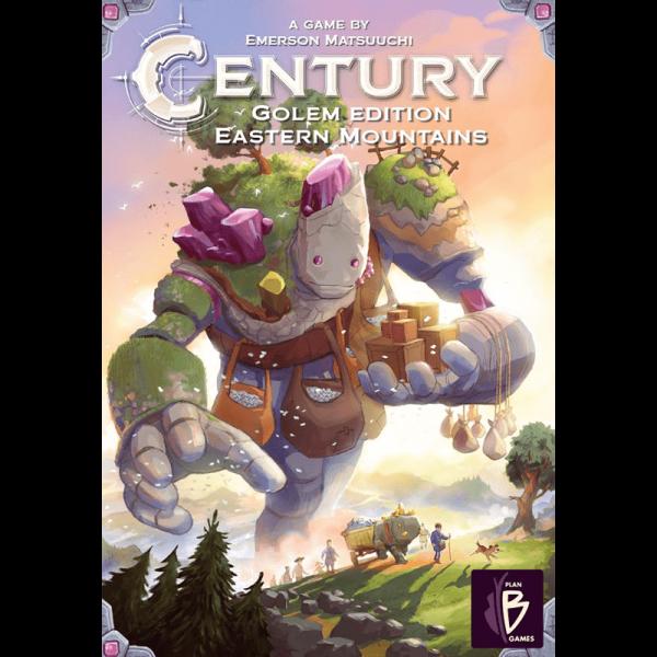 Century: Golem Edition - Eastern Mountains 0