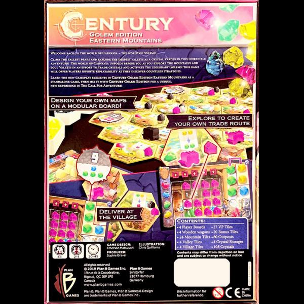 Century: Golem Edition - Eastern Mountains 1