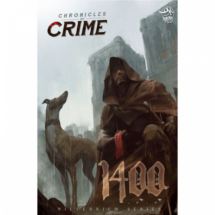 Chronicles of Crime: 1400 0
