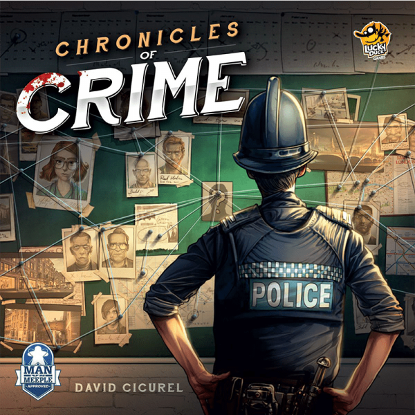 Chronicles of Crime [0]
