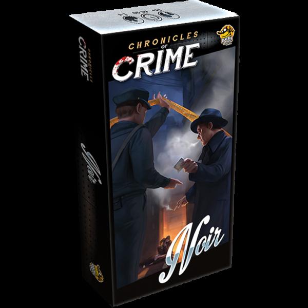 Chronicles of Crime: Noir [0]