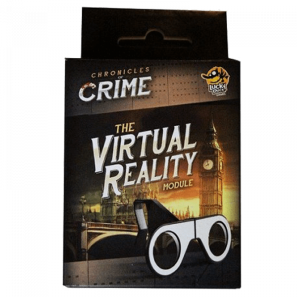 Chronicles of Crime: Virtual Reality Module 0