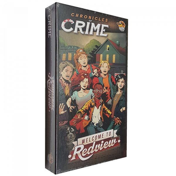 Chronicles of Crime: Welcome to Redview 0