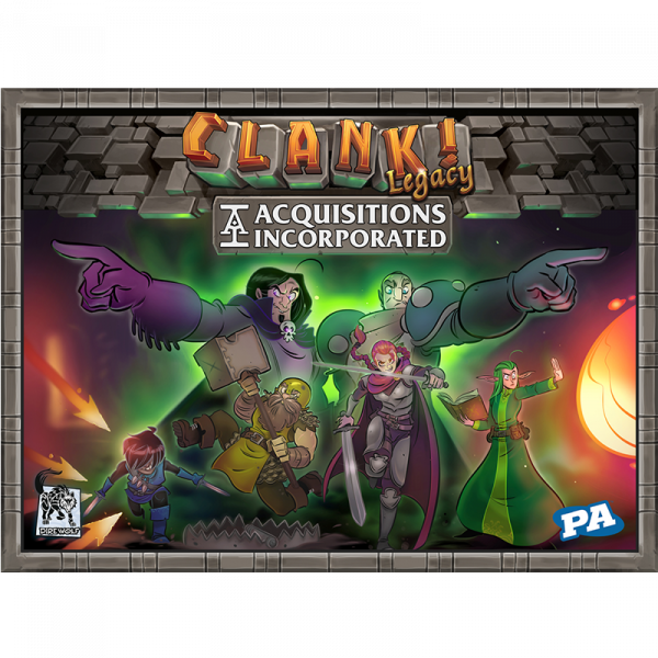 Clank! Legacy: Acquisitions Incorporated 0