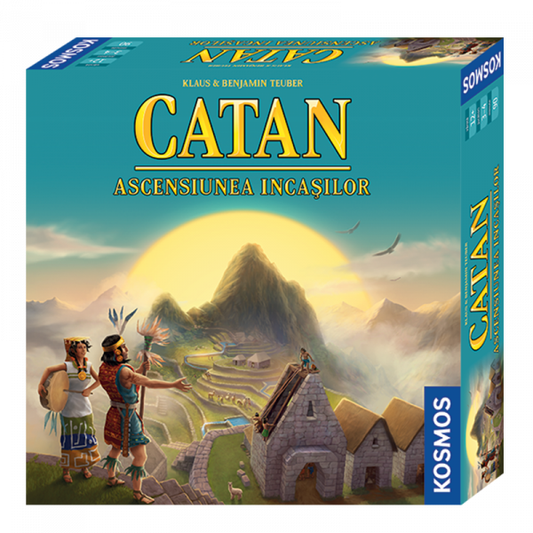Colonistii din Catan - Ascensiunea Incasilor [0]