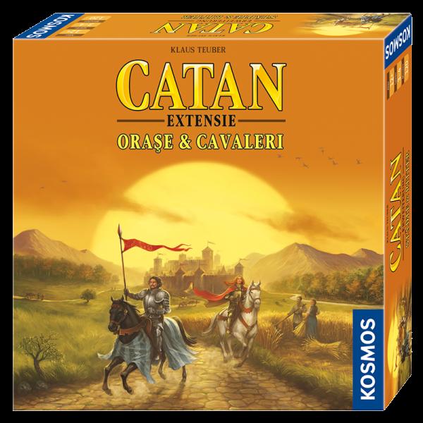 Colonistii din Catan - Orase si Cavaleri 0