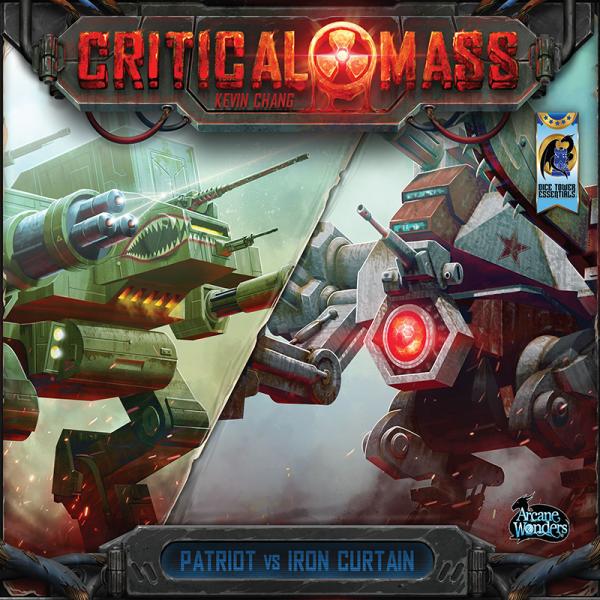 Critical Mass: Patriot vs Iron Curtain 0