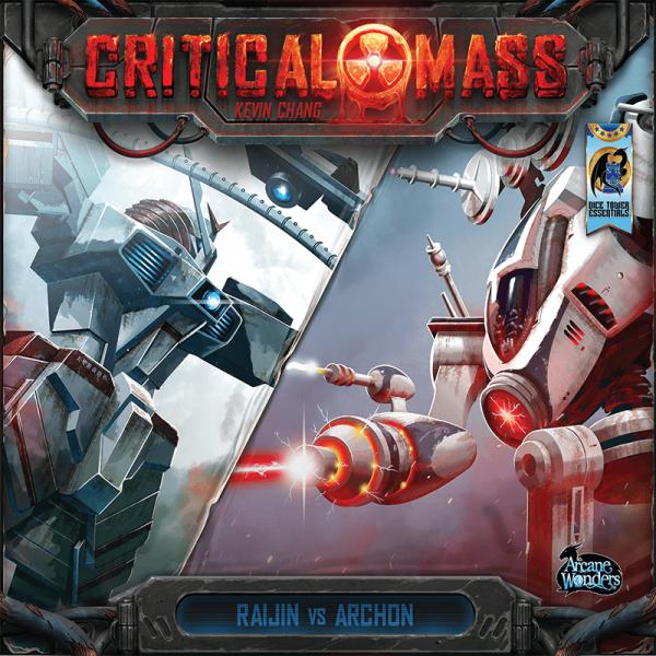 Critical Mass: Raijin vs Archon 0