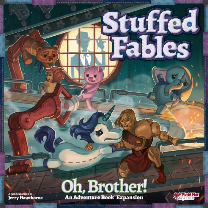Stuffed Fables: Oh, Brother! [0]