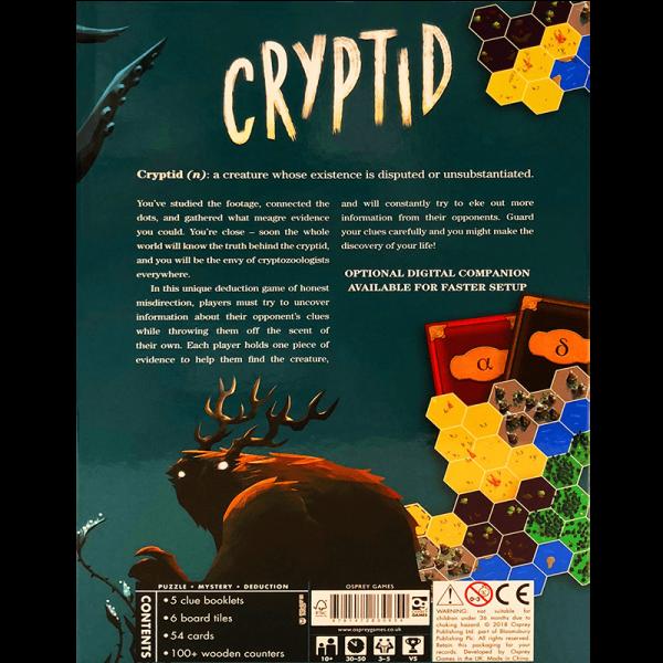 Cryptid [1]