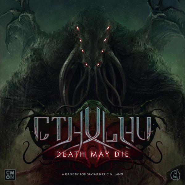 Cthulhu: Death May Die 0