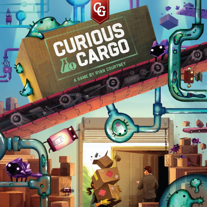Curious Cargo (with Promo) [0]