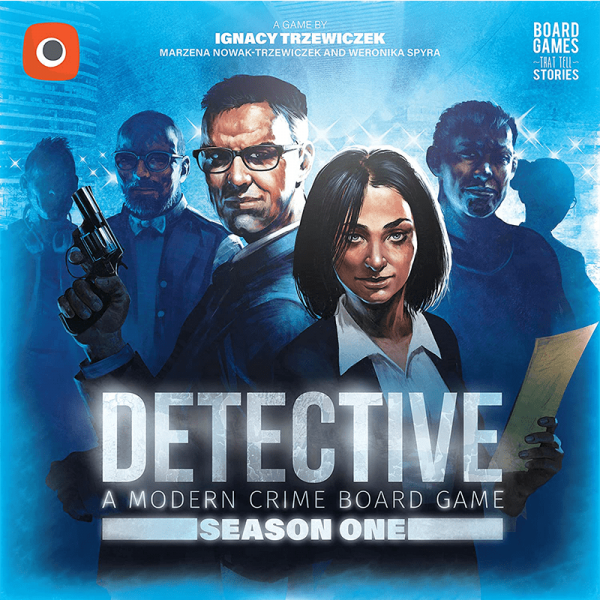 Detective: A Modern Crime Board Game – Season One [0]