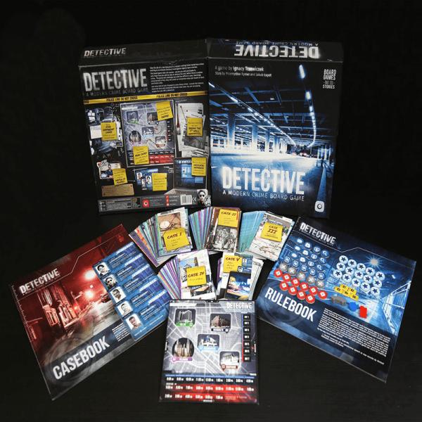 Detective: A Modern Crime Boardgame [2]