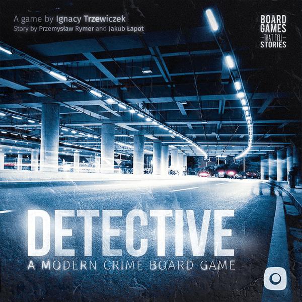 Detective: A Modern Crime Boardgame [0]