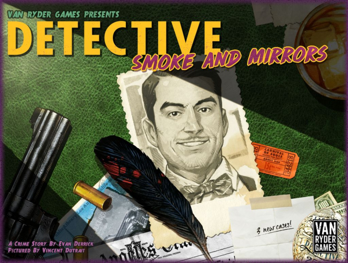 Detective: City of Angels – Smoke and Mirrors [0]