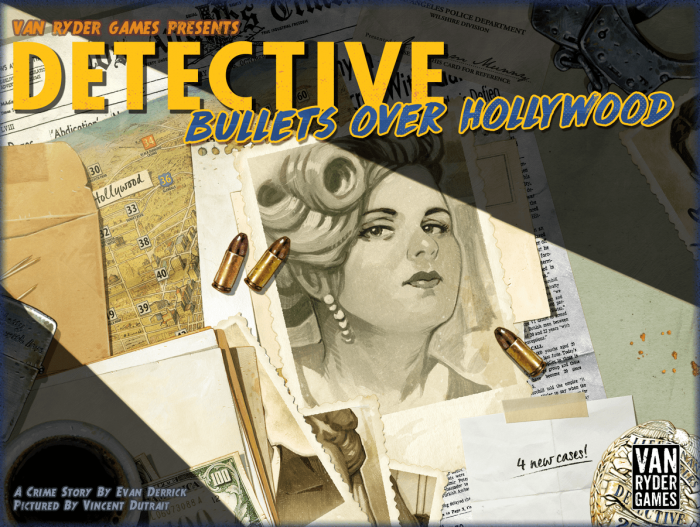 Detective: City of Angels – Bullets over Hollywood [0]
