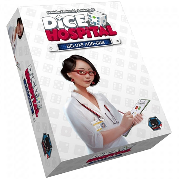 Dice Hospital: Deluxe Addons 0