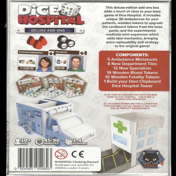 Dice Hospital: Deluxe Addons 1