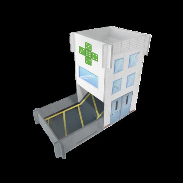 Dice Hospital: Deluxe Addons 4