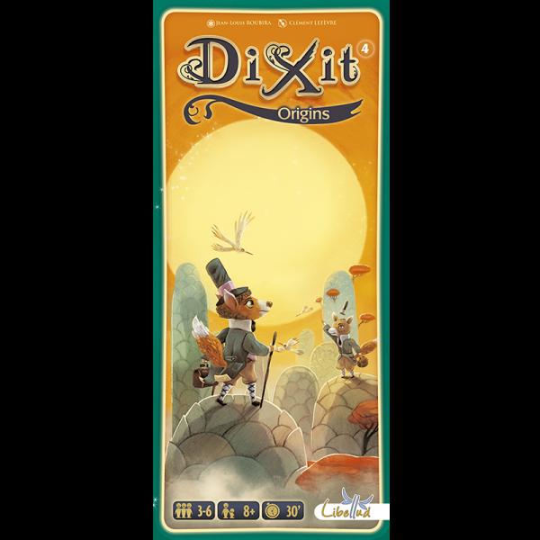 Dixit 4: Origins [0]