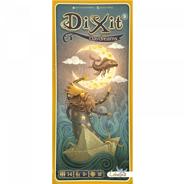 Dixit 5: Daydreams 0