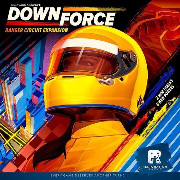 Downforce: Danger Circuit [0]