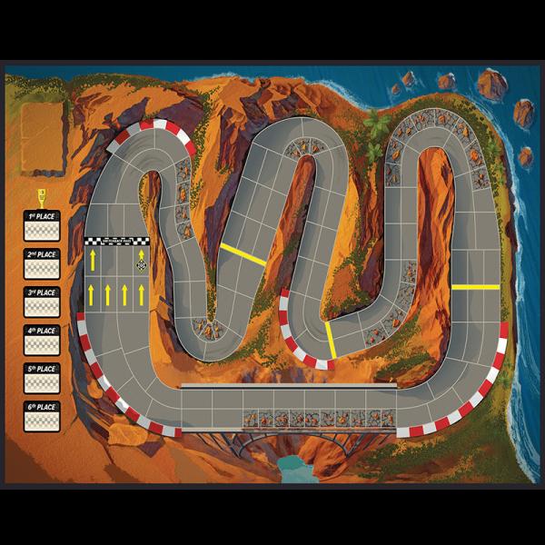 Downforce: Danger Circuit [1]