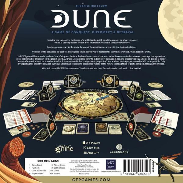 Dune (Exclusive Edition) 1
