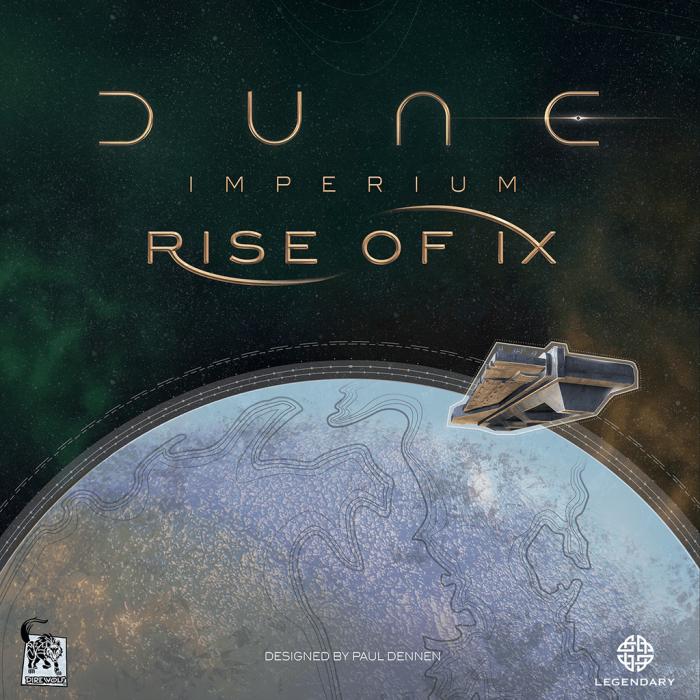 Dune: Imperium – Rise of Ix [0]