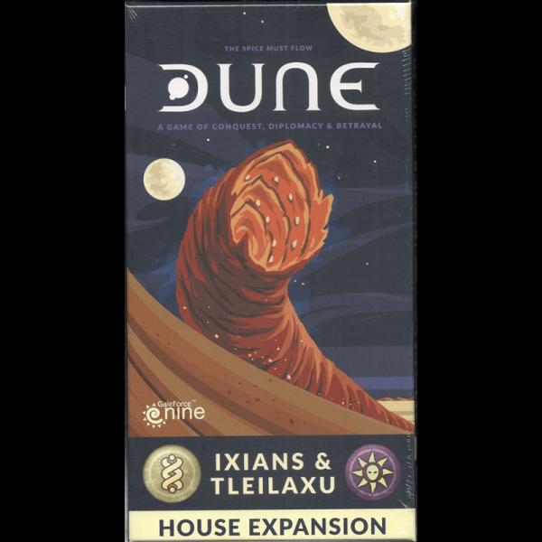 Dune: Ixians & Tleilaxu 0