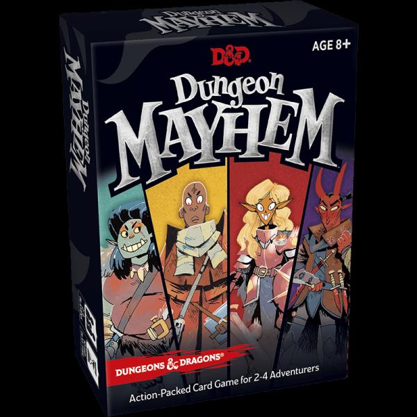 Dungeon Mayhem 0