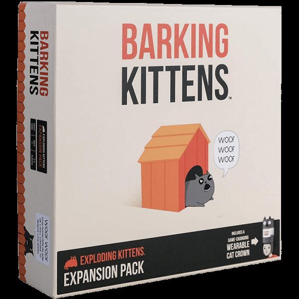 Exploding Kittens: Barking Kittens [0]