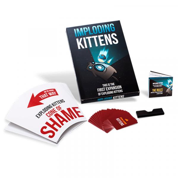 Exploding Kittens: Imploding Kittens 1