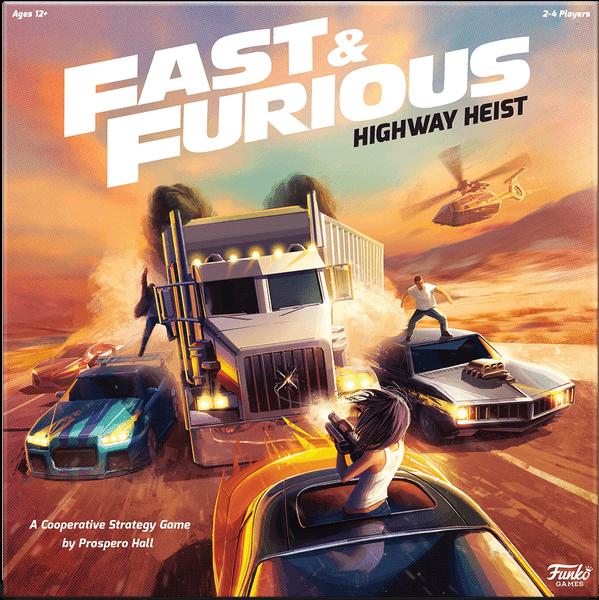 Fast & Furious: Highway Heist [0]